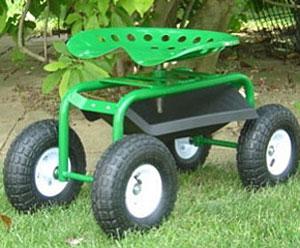 Handy Caddy 4 Wheeled Garden Caddy