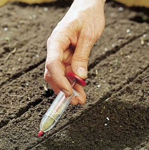 Mini Seedmaster Hand Seeder Garden Seeders